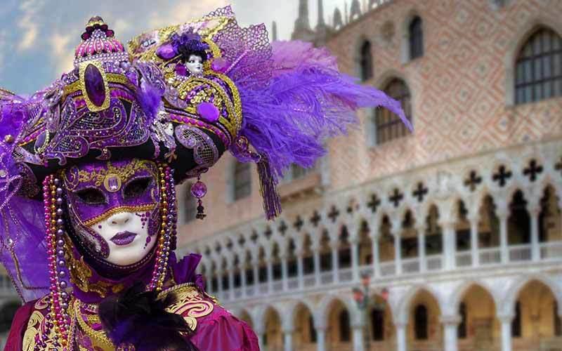 Venice Carnival weekend