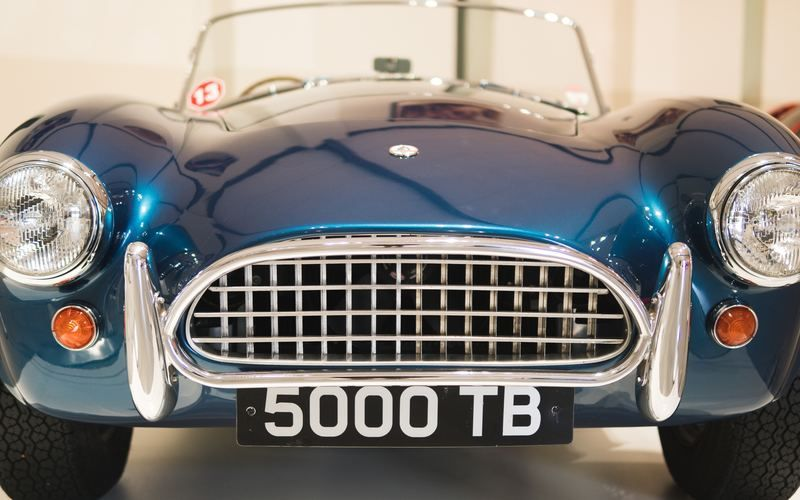 The Franschhoek Motor Museum with lunch or dinner at Le Petite Colombe